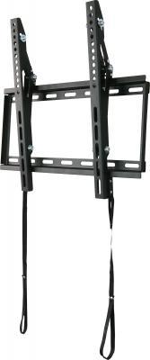 Кронштейн Wize WT47 черный для 23-47 настенный от стены 400мм наклон 14° VESA 400x400 до 35кг кронштейн wize wt47 до 35кг black