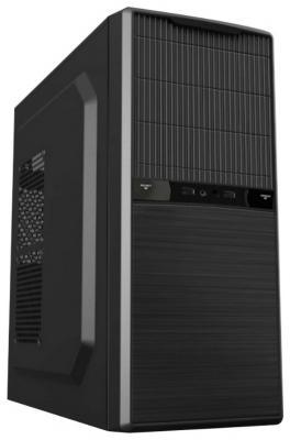 Корпус ATX PowerCool S2001BK 500 Вт чёрный корпус atx powercool metro g1 450 вт чёрный
