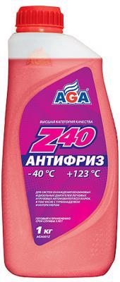 Антифриз AGA 001 Z 1л
