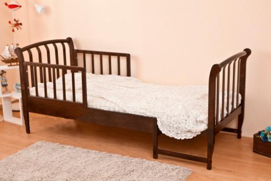 Кроватка-трансформер Красная Звезда Савелий (шоколад)