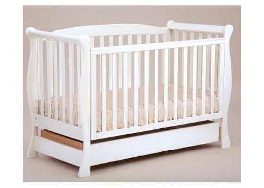 Кроватка-трансформер Лель Феррария БИ05 (белый)