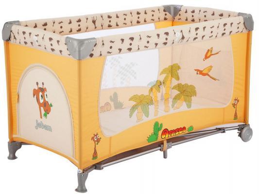 Манеж-кровать Jetem C3 (africa) jetem манеж кровать c3 lion jetem