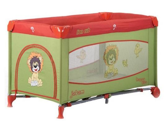 Манеж-кровать Jetem C3 (lion)