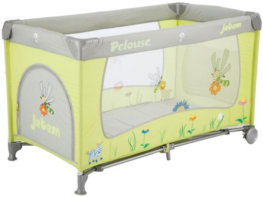 Манеж-кровать Jetem C3 (velouse)