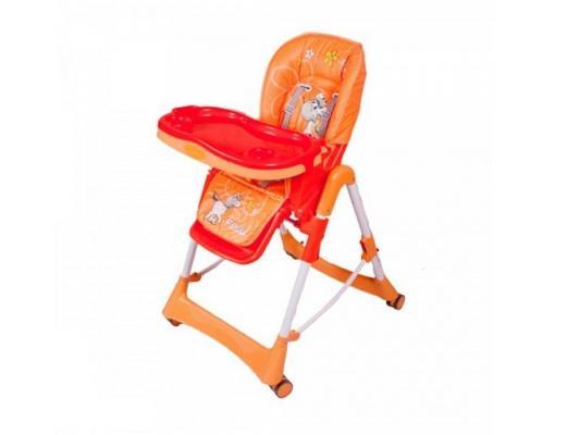 Стульчик для кормления Jetem Piero Fabula Horse (orange)