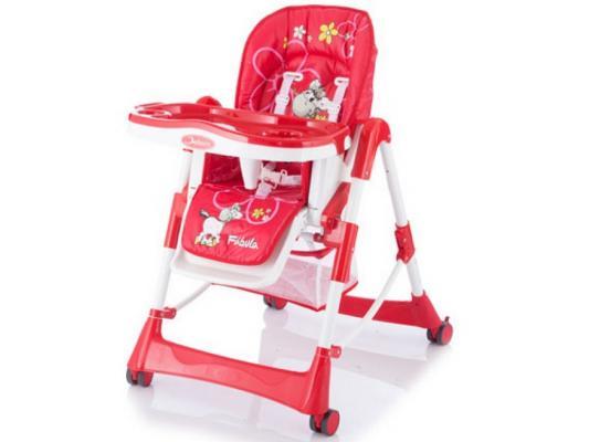 Купить Стульчик для кормления Jetem Piero Fabula Horse (red)