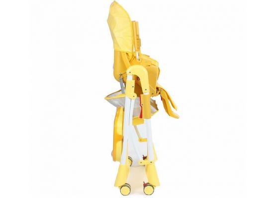 Стульчик для кормления Jetem Piero Fabula Horse (yellow)