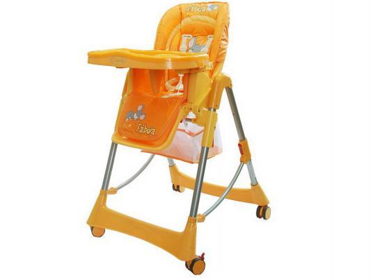 Стульчик для кормления Jetem Piero Fabula (orange)