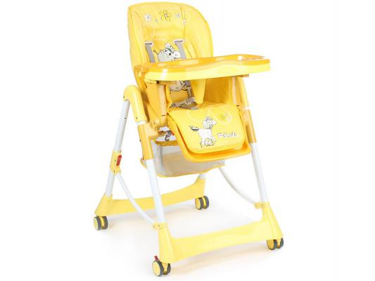 Стульчик для кормления Jetem Piero Fabula (yellow) стульчик для кормления jetem piero raya