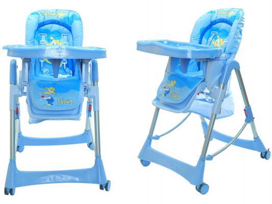 Стульчик для кормления Jetem Piero Fabula (blue)