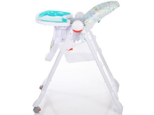 Стульчик для кормления Baby Care Fiesta (синий)