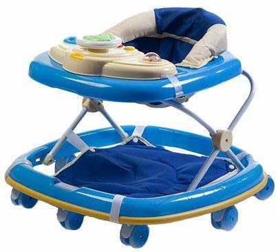 Ходунки Baby Care Top-Top (blue)