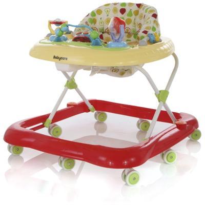 Ходунки Baby Care Top-Top(red) baby care ходунки step blue