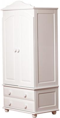 Шкаф двухстворчатый Лель БИ01 (слоновая кость)