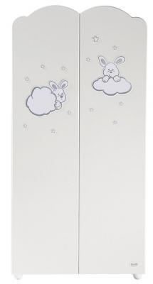 Шкаф двухстворчатый Feretti Armadio Majesty (bianco) детские кроватки feretti majesty brillante oblo качалка