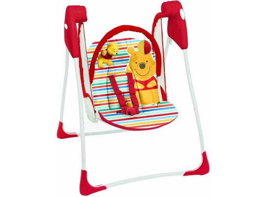 Качели электронные Graco Baby Delight (simply pooh)