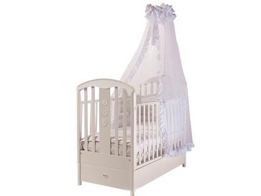 Кроватка с маятником Feretti FMS Elegance (bianco)