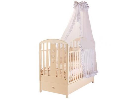 Кроватка с маятником Feretti FMS Elegance (avorio)