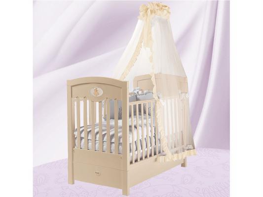 Кроватка с маятником Feretti FMS Enchant (avorio)