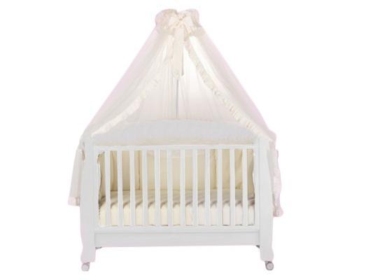Купить Кроватка-диван Feretti FMS Royal (bianco), белый, бук, Кроватки-трансформеры