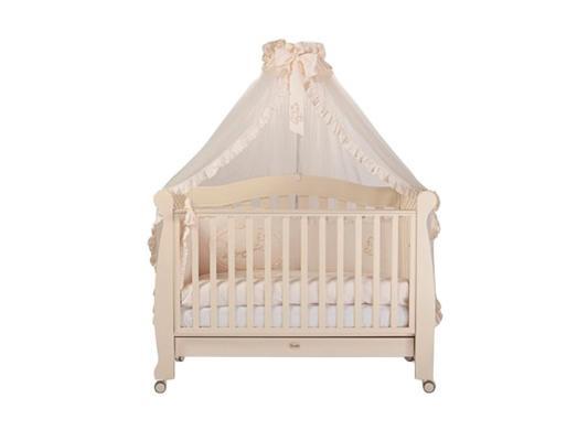 Кроватка-диван Feretti FMS Royal (avorio) кожаный диван royal beauty furniture