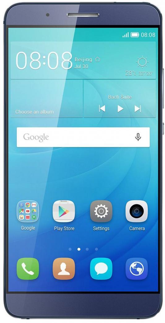 "Смартфон Huawei ShotX синий 5.2"" 16 Гб LTE Wi-Fi GPS ATH-UL01"