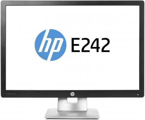 Монитор 24 HP EliteDisplay E242 M1P02AA монитор 24 hp z24n k7b99a4