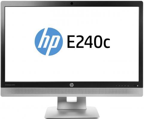 Монитор 23.8 HP EliteDisplay E240c M1P00AA hp в нижнем новгроде