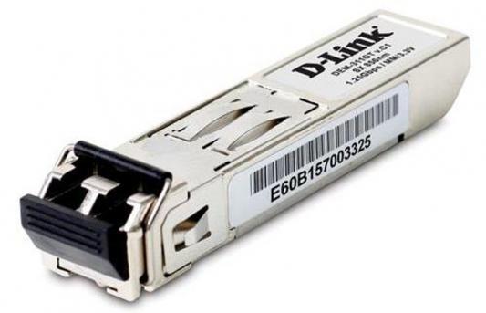 Трансивер сетевой D-Link DEM-311GT/10/G1A 1 порт mini-GBIC SX сетевой накопитель d link dns 346 e
