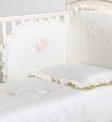 Постельный сет Italbaby Sweet Angels (крем/100,0081-6) постельный сет italbaby teddy крем 100 0019 6
