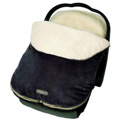 Спальный мешок в люльку JJ Cole Bundleme Infant (черный)