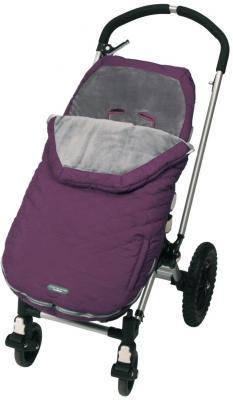 Спальный мешок в коляску JJ Cole Urban Bundle Me Toddler (plumberry)