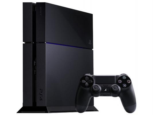 Игровая приставка Sony PlayStation 4 1Tb черный CUH-1208B + 2 джойстика Dualshock4