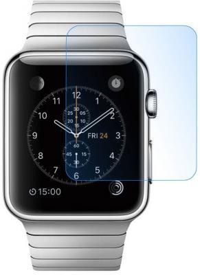 Защитное стекло Skinbox SP-151 для Apple Watch 38 мм 0.33 мм