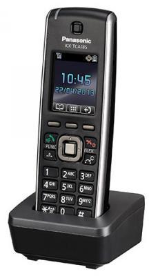 Фото Радиотелефон DECT Panasonic KX-TCA185RU черный радиотелефон dect panasonic kx tgj320rub черный
