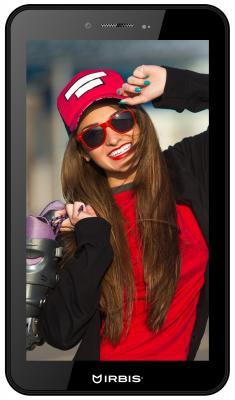 """Планшет Irbis TX47 7"""" 4Gb Черный Wi-Fi Bluetooth 3G TX47 irbis tz707 wi fi и 3g черный 8гб"""