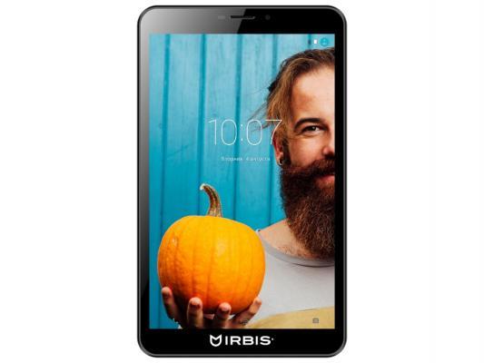 """Планшет Irbis TZ82 8"""" 8Gb Черный Wi-Fi 3G Bluetooth TZ82"""