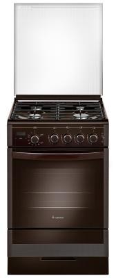 Газовая плита Gefest ПГ 5300-03 0047 коричневый газовая плита gefest пг 6300 03 0047