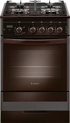 Газовая плита Gefest ПГ 5500-03 0045 коричневый