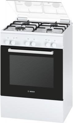 Газовая плита Bosch HGA323120R белый