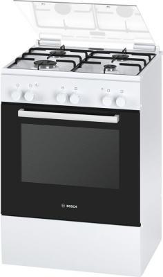 Газовая плита Bosch HGA233121R бело-черный