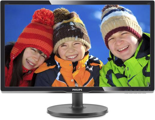 Монитор 21 Philips 216V6LSB2 10/62 монитор philips 206v6qsb6 10 62