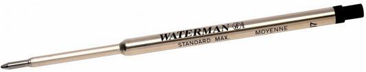 Стержень гелевый Waterman Refill BP Standard Maxima черный M S0791030