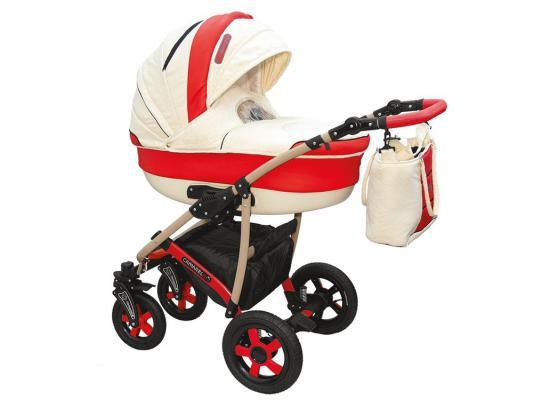 Коляска 2-в-1 Camarelo Carmela (цвет cr-26) коляска 2 в 1 camarelo vision цвет vis 1