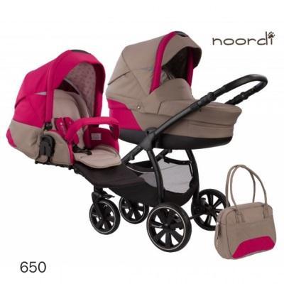 Купить Коляска 2-в-1 Noordi Polaris Sport (цвет 650), бежевый, Коляски 2 в 1