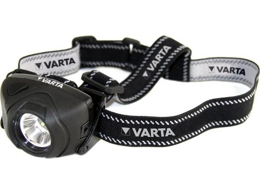 Фонарь Varta LEDx5 INDESTRUCTIBLE HEAD 3 AAA/LR03 светодиодный 17730 double head 2 led flexible neck reading lamp light with clip white 3 aaa