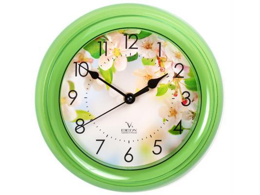Часы настенные Вега Яблони Цветут П6-3-105