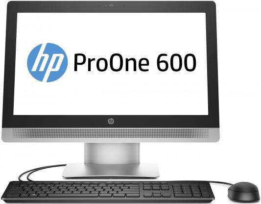 """Моноблок HP ProOne 600 21.5"""" 1920x1080 i5-6500 3.2GHz 4Gb 500Gb DVD-RW Wi-Fi Win10Pro P1G74EA"""