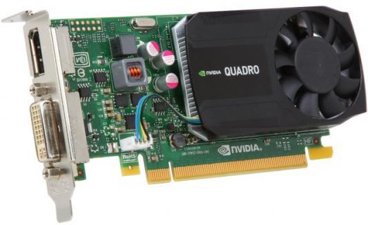 Видеокарта 2048Mb Lenovo Quadro K620 PCI-E GDDR3 DVI DP 4X60G69028