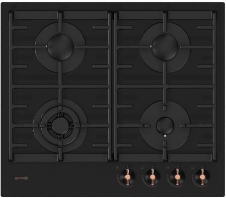Варочная панель газовая Gorenje GTW6INB черный